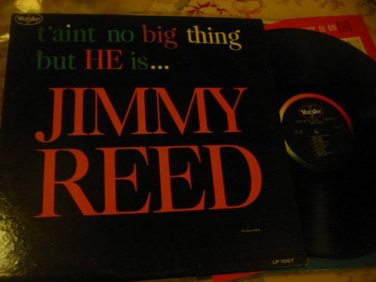 JIMMY REED - T'AINT NO BIG THING - VeeJay